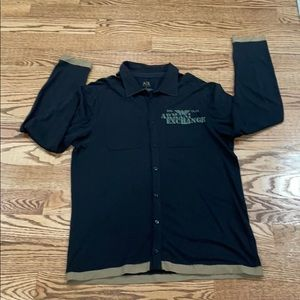 COPY - Long sleeve Ax Armani exchange size L good…